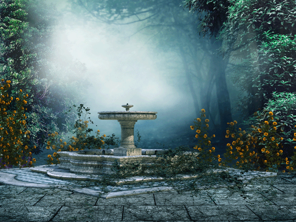 fontanella irollo arredo giardino
