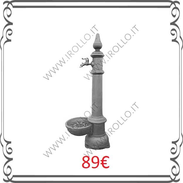 Fontana f009 irollo arredo urbano illuminazione for Alfredo irollo arredo urbano e illuminazione