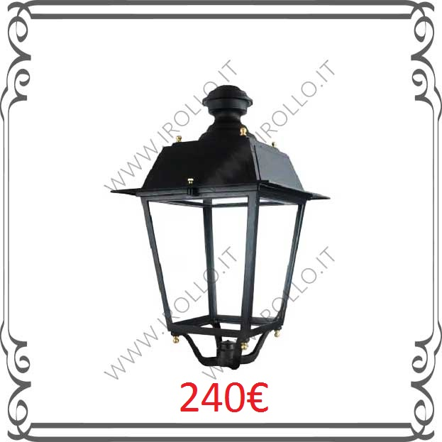 Lanterna 40 Watt LTN001