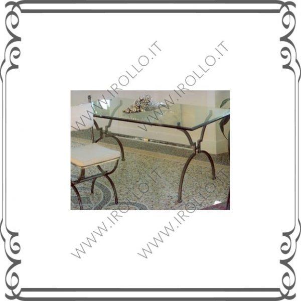 Base per tavolo in ferro TVF001